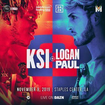 ksi vs logan paul fight date