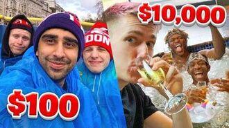 SIDEMEN $10,000 VS $100 HOLIDAY-1