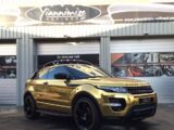 Harry's Range Rover Evoque