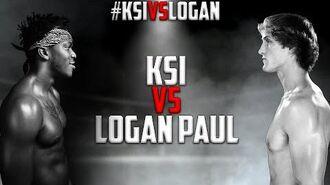 KSI VS. Logan Paul - FULL FIGHT KSIvsLogan