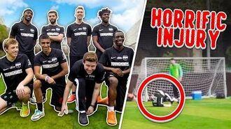 SIDEMEN 6-A-SIDE FOOTBALL *HORRIFIC INJURY*