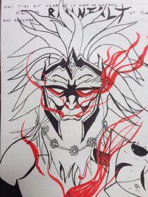 Raunfalt Fan Art by @Tunesepai