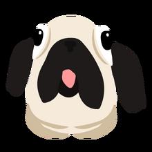Pug Symbol fan art by Deedah