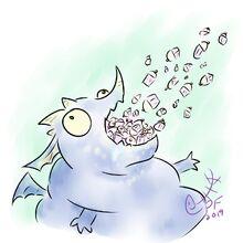 Tarusk fan art by @PurpleFishBones