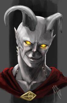 Stillhavity's Avatar form fan art by @SirMalervik