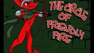 The Circle of Friendly Fire (The Unexpectables Animatic)