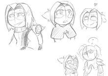 Ivan sketches by @MontyGlu