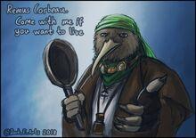 Kiwi fan art by @Dark E Arts