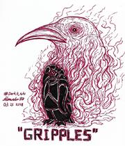 Cripples fan art by @Dark E Arts