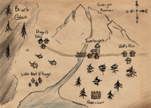 Official Everbright Area Map by MontyGlu