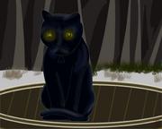 Cat Statue Unexpectables