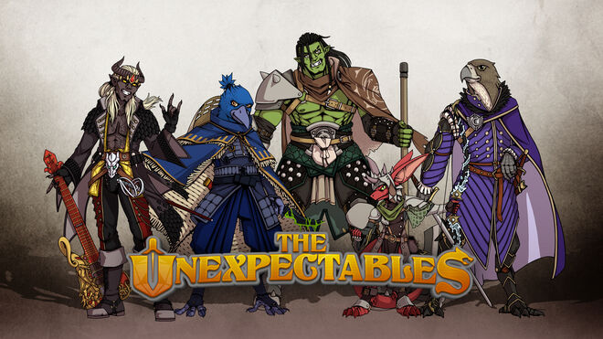 Official Unexpectables Season 3 Lineup