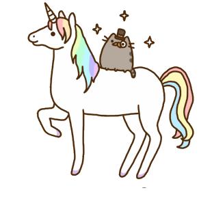 File:Unicorn W Pusheen Cat Png By Talkingdinosaur D7m57y6.png