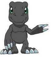 BlackAgumon