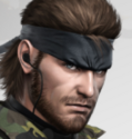 Snake (Metal Gear) Portrait