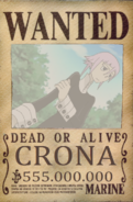 Wanted Crona