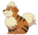 Growlithe (Sora's)