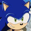 Sonic the Hedgehog Portrait