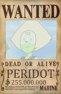 Wanted Peridot
