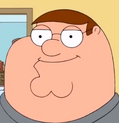 Peter Griffin Portrait