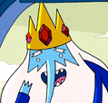 Ice King portrait