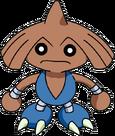 Hitmontop (Sora's)