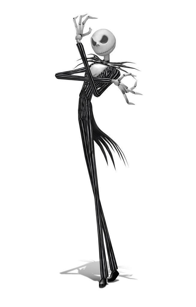 Jack Skellington | The United Organization Toons Heroes Wiki ...