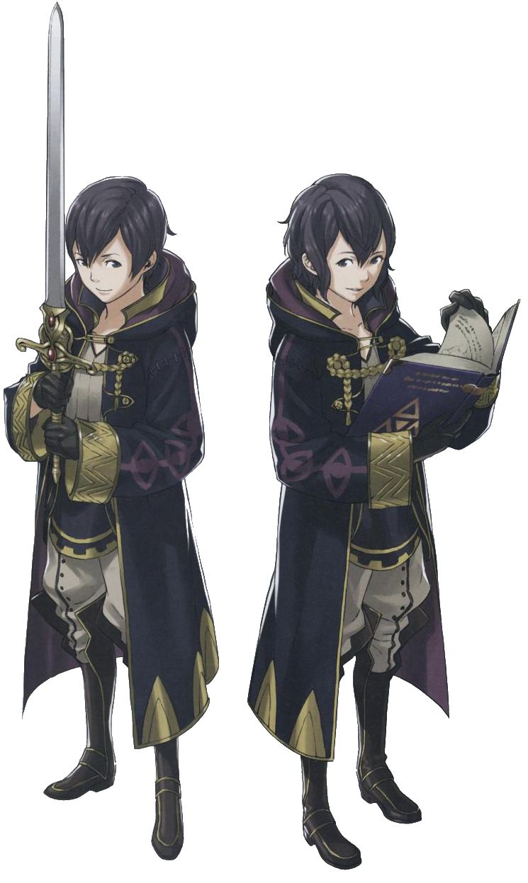 Morgan (Fire Emblem: Awakening) | The United Organization