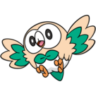 Rowlet (Sora's)