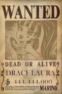 Wanted Draculaura