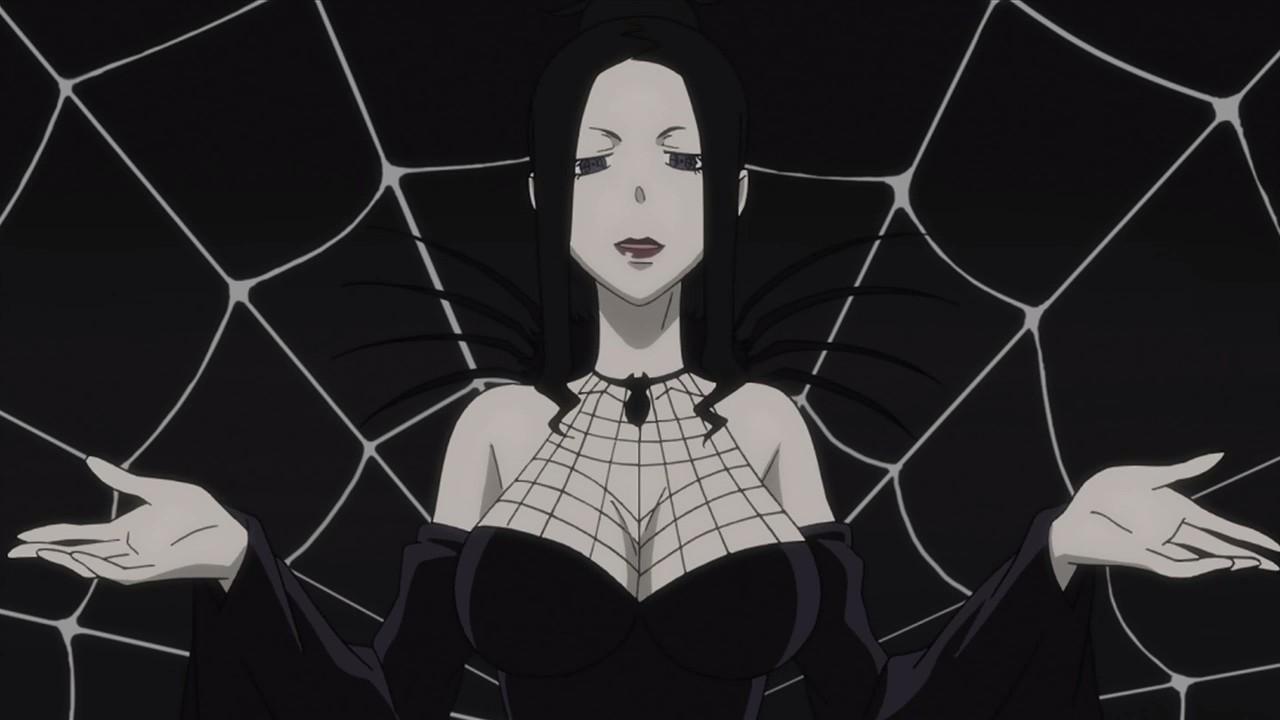 Resultado de imagen para Arachne Gorgon