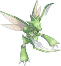Scyther (Sora's)