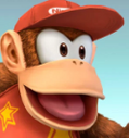 Diddy Kong Portrait