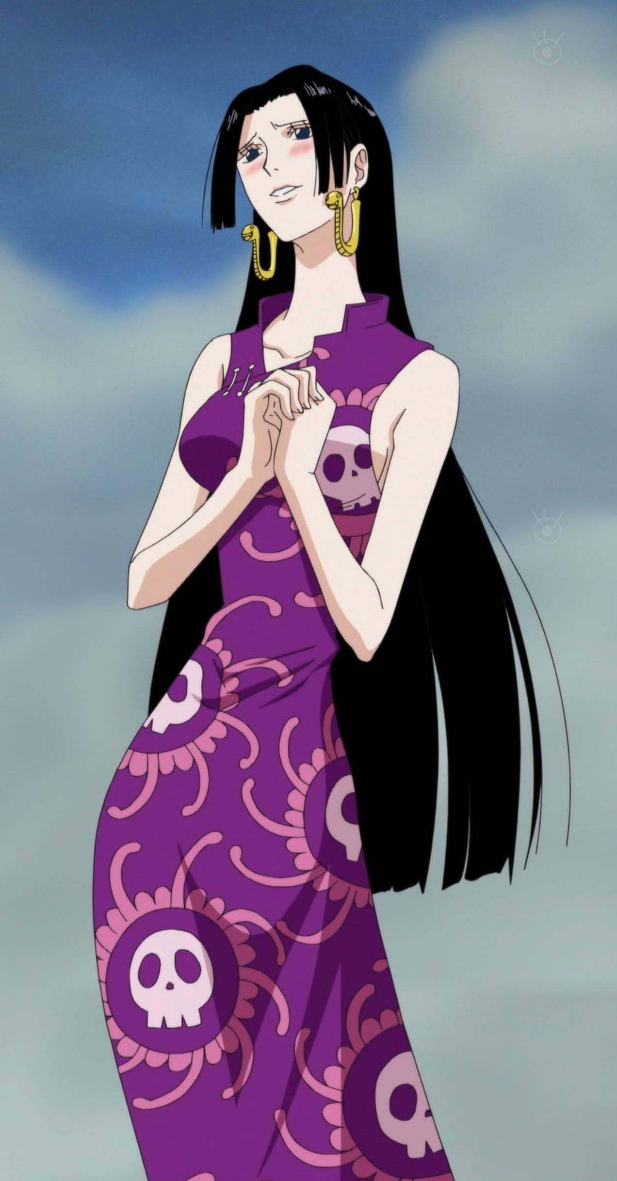 boa hancock one piece wiki - Anime Top Wallpaper