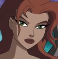 Hawkgirl (JL) portrait