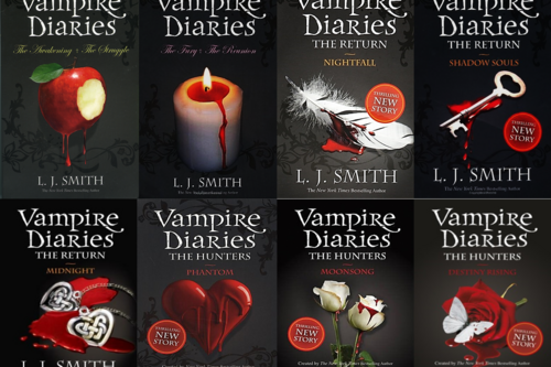 The Vampire Diaries Novels Wiki
