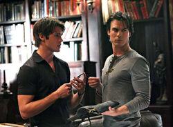 Damon e Jeremy 2