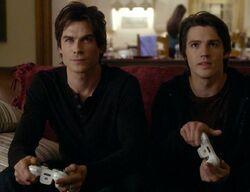 Damon e Jeremy