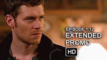 The Originals 1x12 Extended Promo - Dance Back from the Grave HD