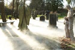 Cimitero di Mystic Falls