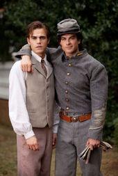 Damon e Stefan