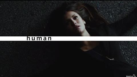 Elena gilbert; I'm only human