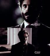 Stefan uccide Johnathan Gilbert