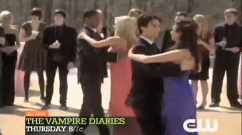 † The Vampire Diaries 1X19 La reginetta di Mystic Falls (promo) †