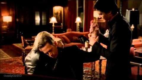 The Vampire Diaries 3x17 Damon Rebekah Sage Hot Dance Scene