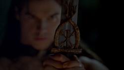La base della spada di Alexander