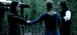 Rebekah, Elijah e Klaus