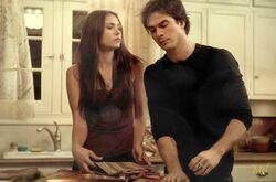 Elena e Damon 3