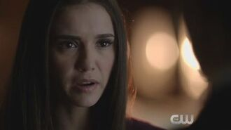 The Vampire Diaries 8x16 - Elena wakes up, talk to Stefan (sneak peek) Extended trailer HD
