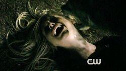 Caroline attaccata da un lican